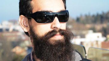 stop a beard itch